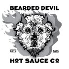 Bearded Devil Hot Sauce Co., est 2015