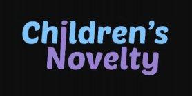 children's novelty