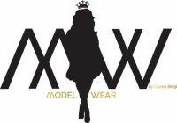 model wear by queen benji
