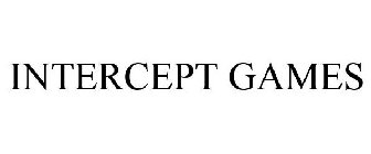 INTERCEPT GAMES