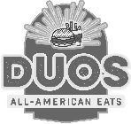 DUOS ALL-AMERICAN EATS