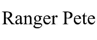 Ranger Pete