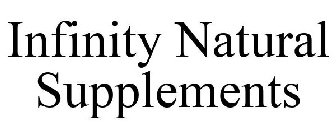Infinity Natural Supplements