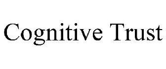 Cognitive Trust