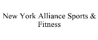 New York Alliance Sports & Fitness
