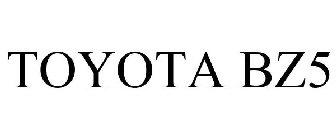 TOYOTA BZ5