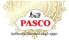 PASCO AUTHENTIC FLAVOURS SINCE 1990