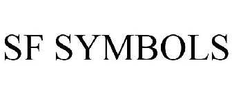 SF SYMBOLS