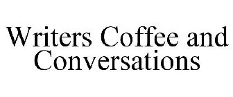 Writers Coffee and Conversations