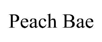 Peach Bae