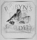 Robyn's Garden RG