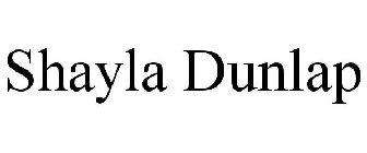 Shayla Dunlap