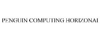 PENGUIN COMPUTING HORIZONAI