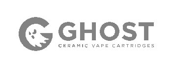 GHOST CERAMIC VAPE CARTRIDGES