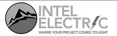 INTEL ELECTRIC WHERE YOUR PROJECT COMES TO LIGHT