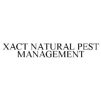 Xact Natural Pest Management Trademark Of Rubin Wellness Ets Llc Registration Number 3313286 Serial 77017709 Justia Trademarks