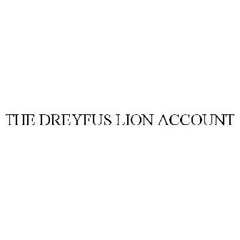 dreyfus lion account login