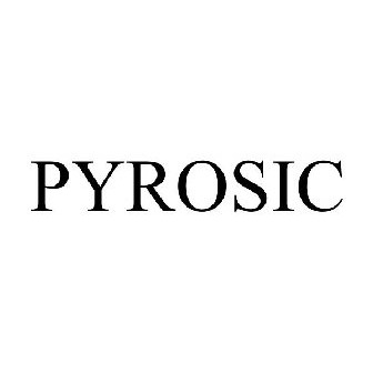Pyrosic Trademark Of Pyromeral Systems Registration Number 3509415