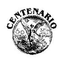 CENTENARIO 50 PESOS 37.5 GR ORO PURO 1821 1947 Trademark