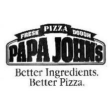 Fresh pizza dough papa john 39 s better ingredients better - Papa john s pizza garden fresh pizza ...