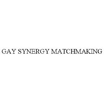 synergy matchmaking