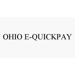 ohio e quick pay