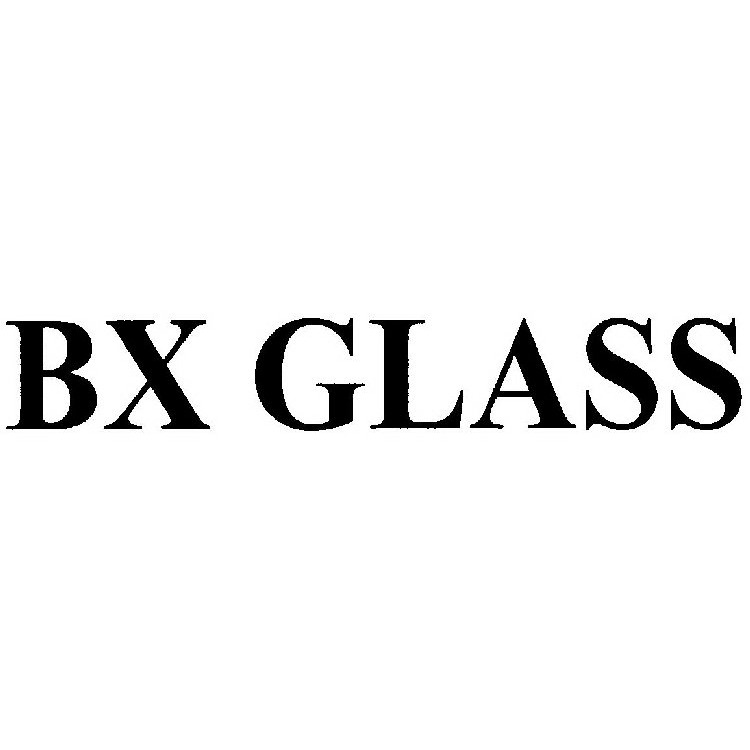 Bx Glass Trademark Registration Number 3298327 Serial Number