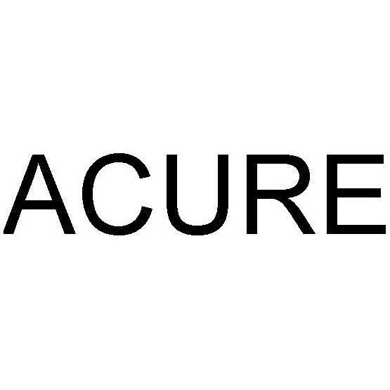 ACURE Trademark of Nuplex Industries (Aust) Pty Limited