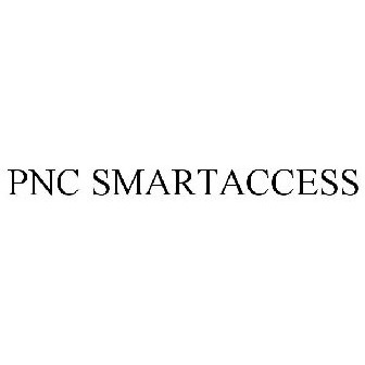 PNC SMARTACCESS Trademark of The PNC Financial Services