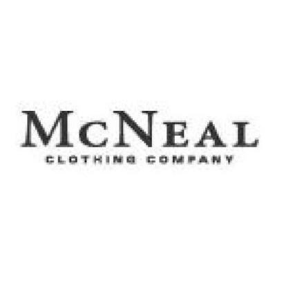 MCNEAL CLOTHING COMPANY Trademark Application of CBM