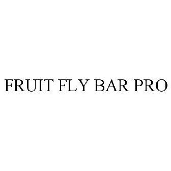 Fruit Fly Bar Pro Trademark Of Ff Away Llc Registration Number