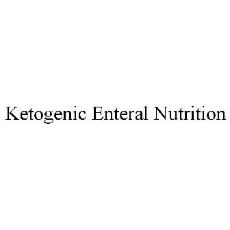 KETOGENIC ENTERAL NUTRITION Trademark