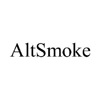 ALTSMOKE Trademark of AltSmoke, LLC - Registration Number 4334786