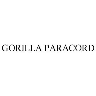 gorilla paracord trademark of gorilla paracord inc registration