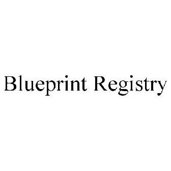 Blueprint registry trademark of shetty nevin registration number blueprint registry trademark of shetty nevin registration number 4493933 serial number 85919333 justia trademarks malvernweather Gallery