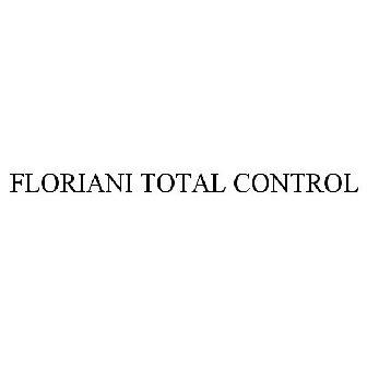 floriani total control u serial number