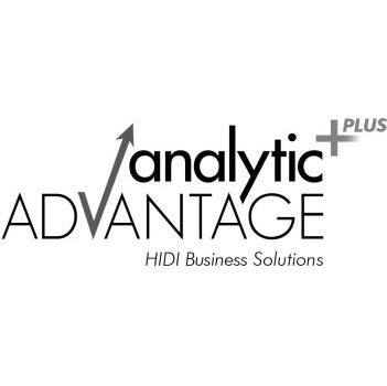 ANALYTIC ADVANTAGE PLUS HIDI BUSINESS SOLUTIONS Trademark