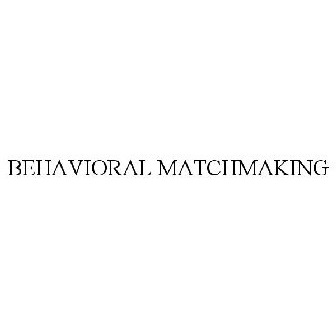 zoosk behavioral matchmaking