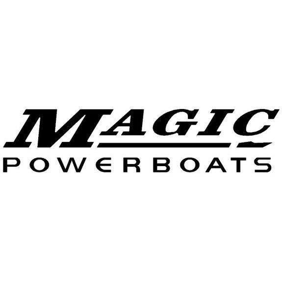 MAGIC POWERBOATS Trademark of CMS SALES, L.L.C