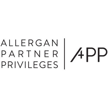 ALLERGAN PARTNER PRIVILEGES APP Trademark of Allergan, Inc