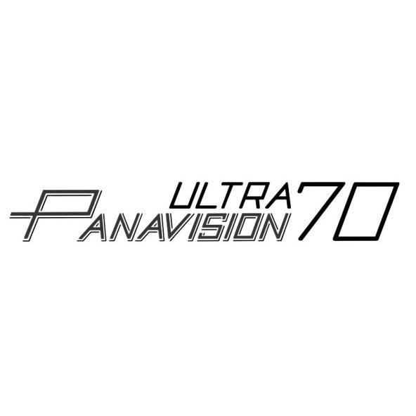 ULTRA PANAVISION 70 Trademark of Panavision International