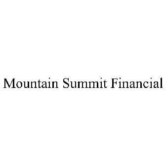 Mountain Summit Financial