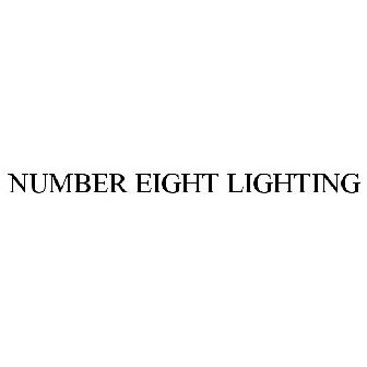 Number Eight Lighting Trademark Of Company Incorporated Registration 5011089 Serial 86693134 Justia Trademarks