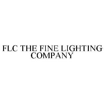 Flc The Fine Lighting Company Trademark Lication Of