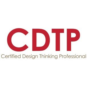 CDTP CERTIFIED DESIGN THINKING PROFESSIONAL Trademark of