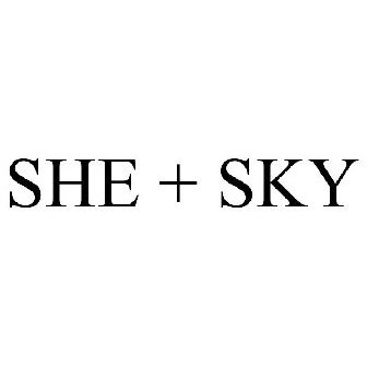 Image result for she+sky logo