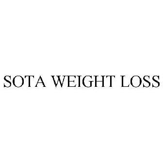 Sota Weightloss Trademark Of Weight Loss Sota Llc Registration