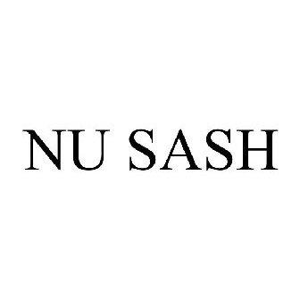 Nu Sash Trademark Of Indianapolis Registration Number 5367678 Serial 87229619 Justia Trademarks