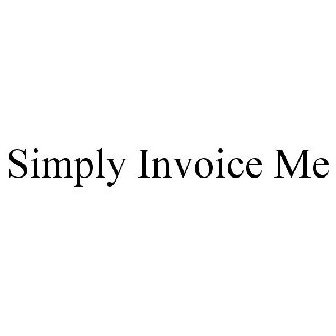 simply invoice me trademark serial number 87262712 justia