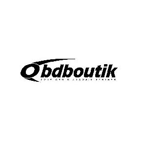 OBDBOUTIK YOUR OBD DIAGNOSIS PARTNER Trademark of OBDSPACE